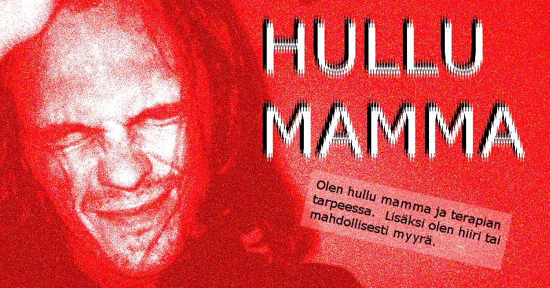 hullu-mamma