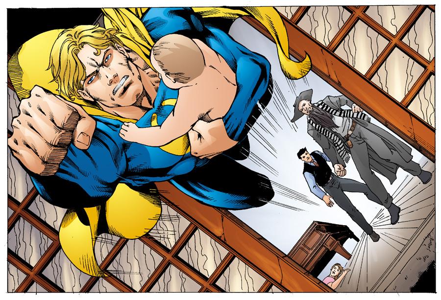 Kuva: MGMBill Comics