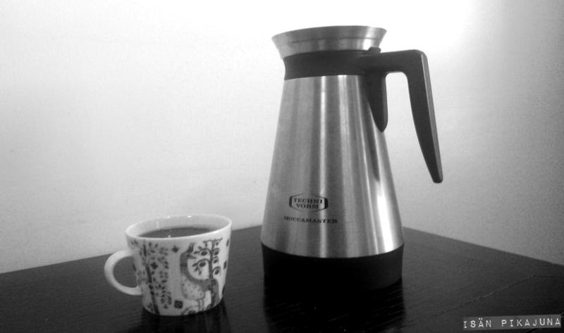 Mocca Master -pannu ja Taika-kahvikuppi