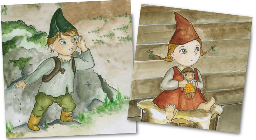 Lastenkirja Tervatonttu Toivo on ajaton, mutta opettaa myös perinnettä.