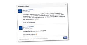 Poliisi nöyryytti alaikäistä julkisesti Facebookissa.