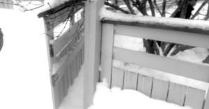Oululaisen päiväkodin aita on ollut rikki jo yli viikon.