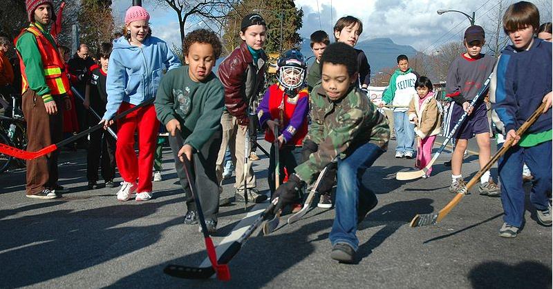 Kuinka saada lapset liikkumaan? Kuva: Pete / CC BY-SA 2.0