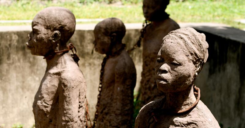 Alkuperäinen kuva: Zanzibar: Memory of Slaves by Missy / CC BY 2.0