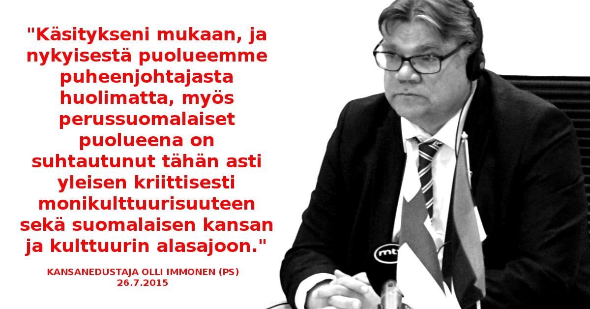 Olli Immonen haastaa Timo Soinin. Kuva: Viron ulkoministeriö. CC BY 2.0.
