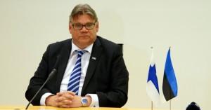 Perussuomalaisten puheenjohtaja Timo Soini. Kuva: Viron ulkoministeriö. CC BY 2.0