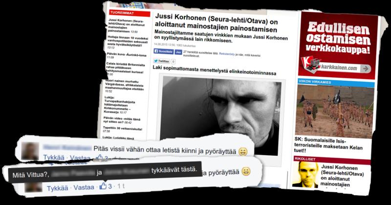 seura lehti Lappeenranta