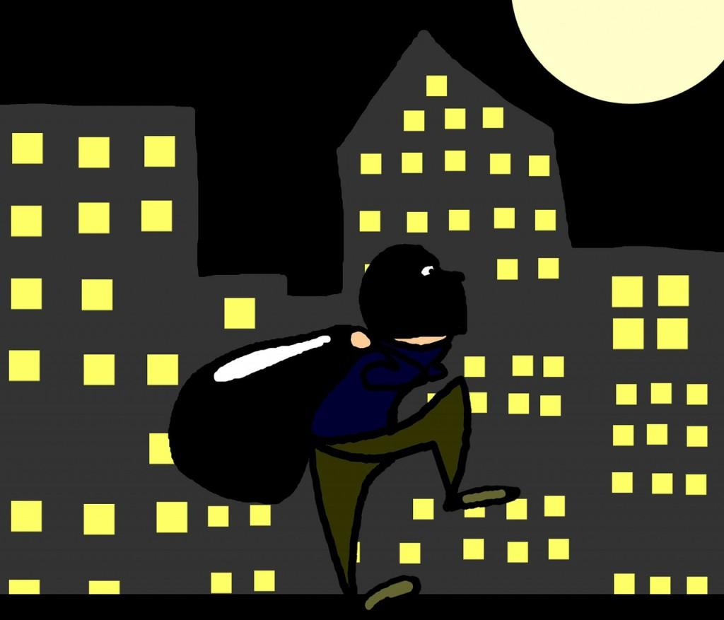 Sipilä tulee kuin varas yöllä.