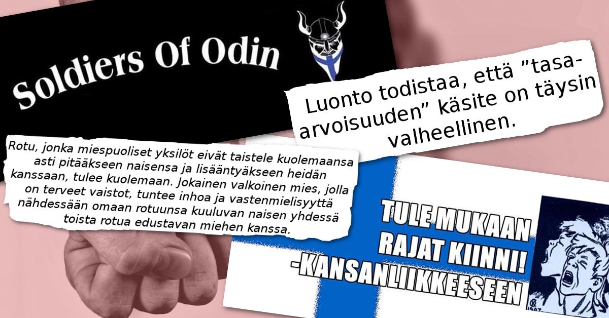 Tasa-arvo ja naisten oikeudet ovat uhattuna, kun Suomi juhlii naistenpäivää vuonna 2016.