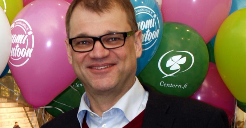 Juha Sipilä. Kuva: Santeri Viinamäki / Wikimedia Commons. CC BY 4.0.