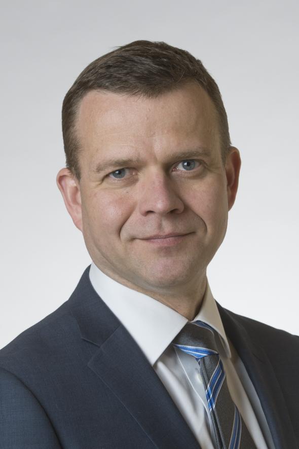 Orpo, Petteri kok (Kuva: Eduskunta)