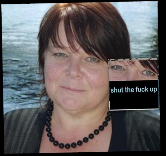 MV-lehden blogin profiilikuva on rajaus kuvasta, jossa Terhi Kiemunki poseeraa Tammerkosken rannalla.