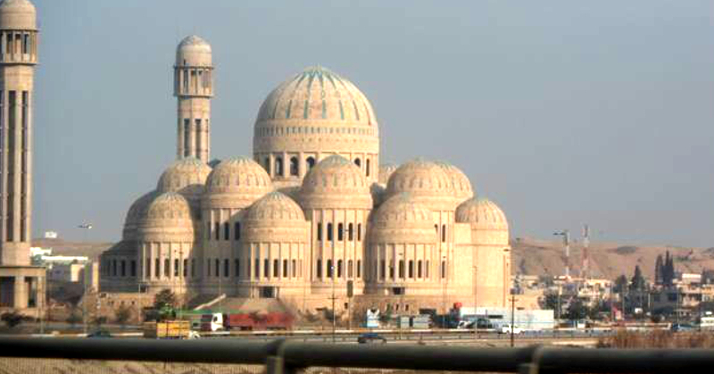 Mosul Grand Mosque. Kuva: Aa2-2004 / Wikimedia Commons. CC BY-SA 3.0.