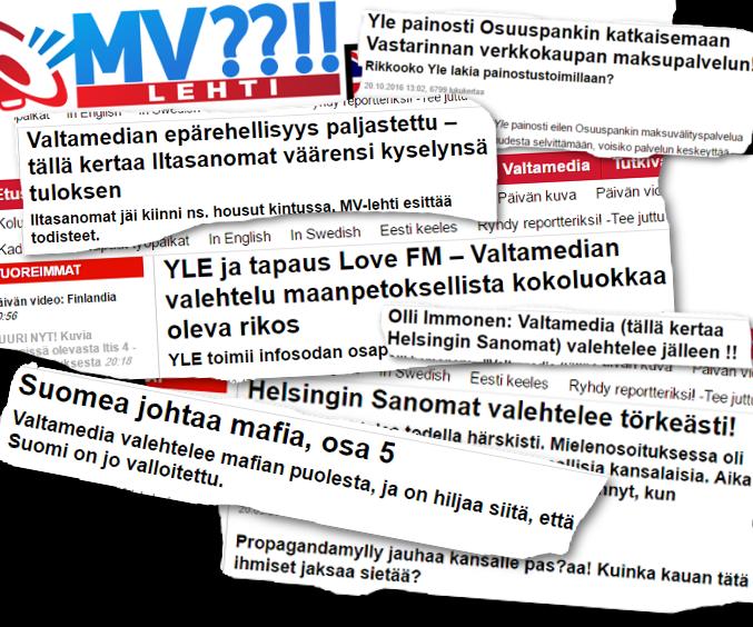 """MV-lehti on erikoistunut """"valtamedian"""" vastaiseen kampanjointiin."""