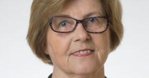 Kansanedustaja Lea Mäkipää. Kuva: Eduskunta.