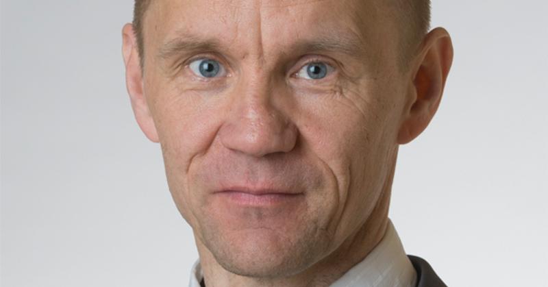 Kansanedustaja Mika Niikko (ps). Kuva: Eduskunta.