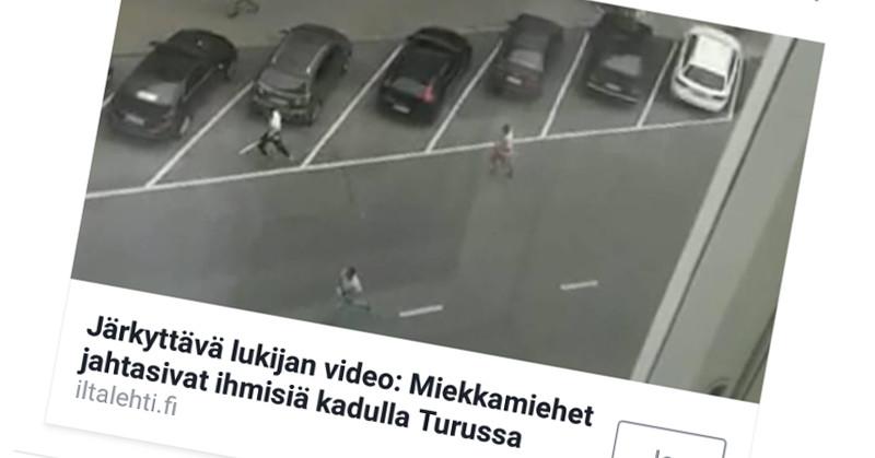 Iltalehdellä meni Turun puukotusten uutisoinnissa pahasti pieleen.