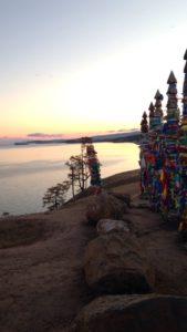 Baikal tenhosi kauneudellaan. (IL)