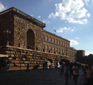 Grand Tour sisälsi aina myös Firenzen.