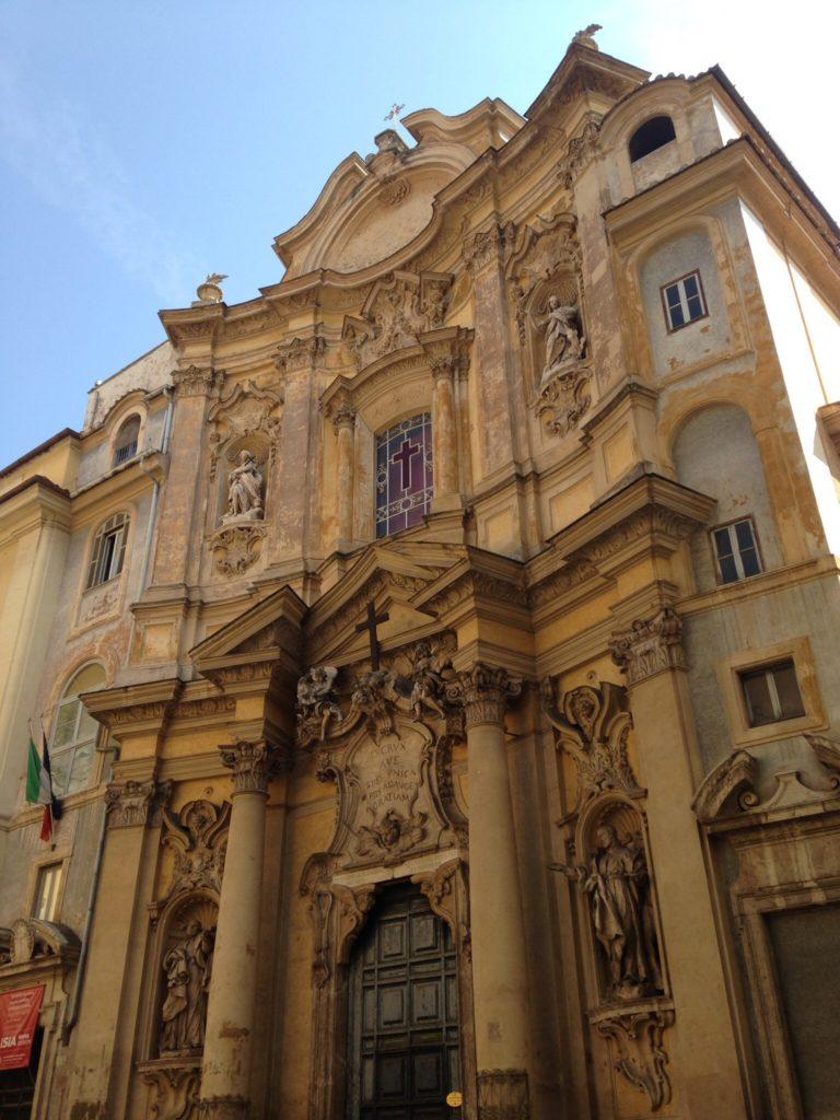 Grand Tour sisälsi aina Rooman.