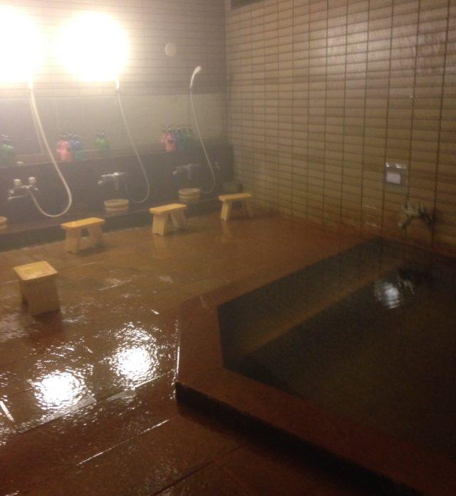 Onsen on japanilaisten sauna.