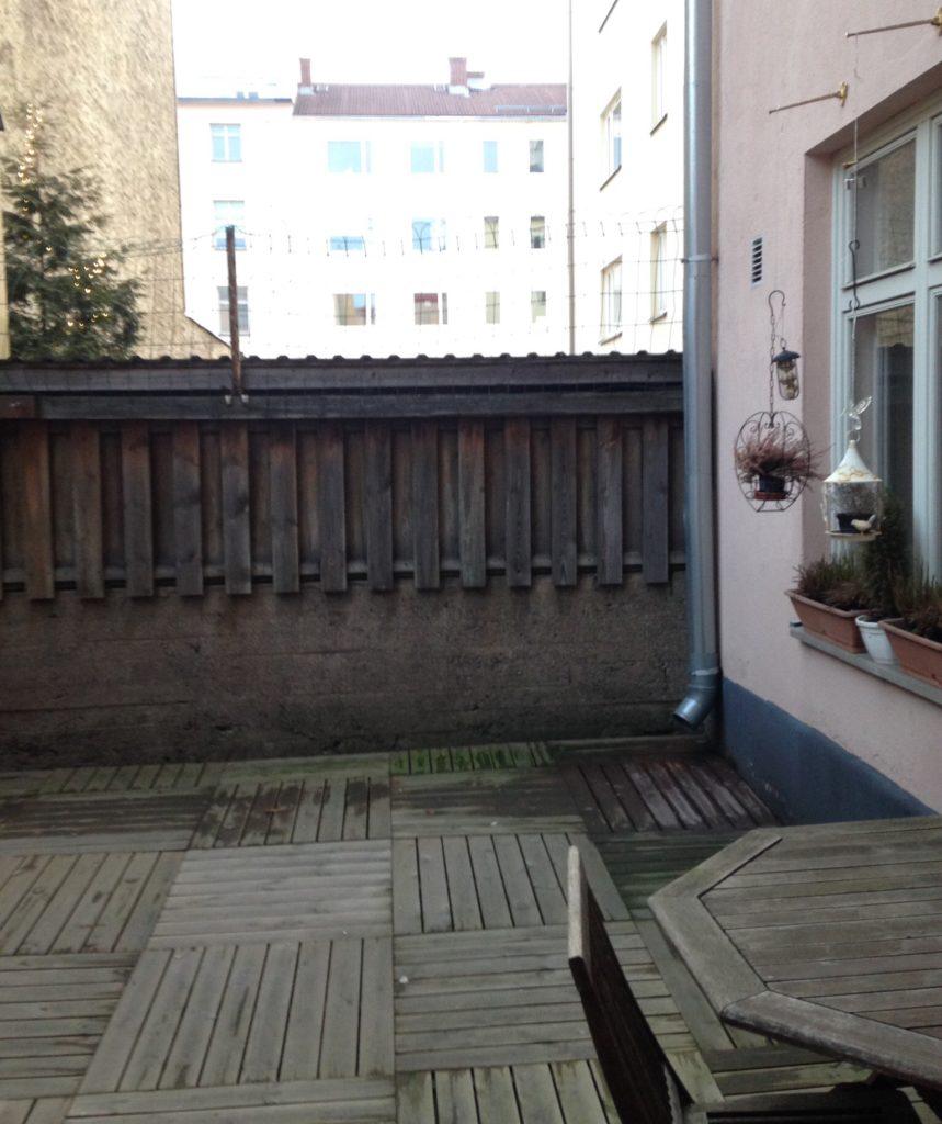 Sauna Helsingissä.