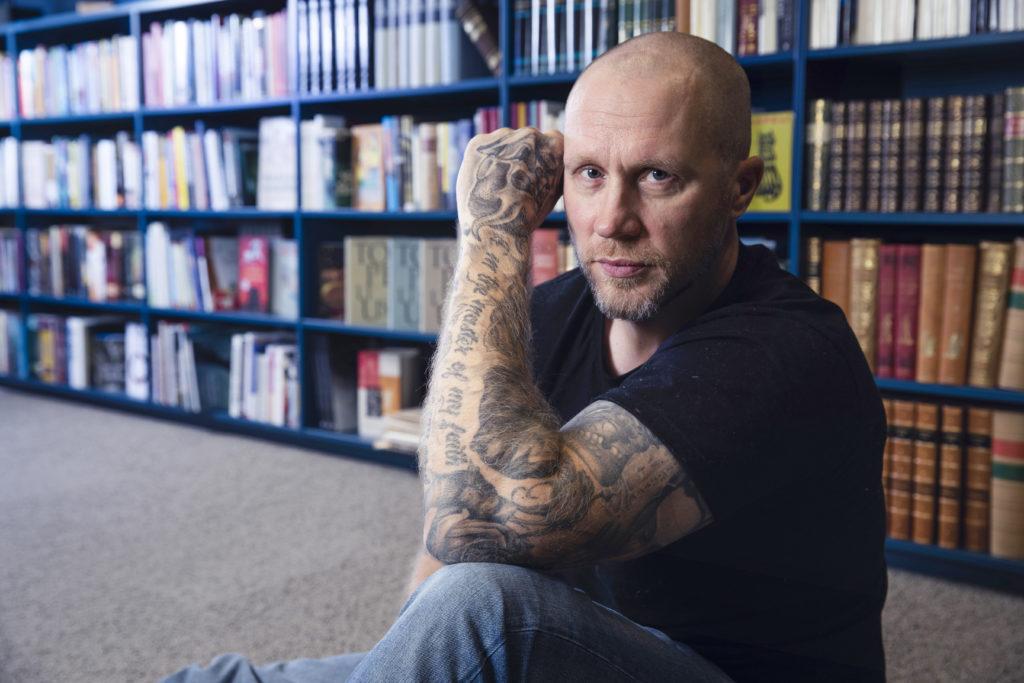 moraalipaniikki ja Hannes Hyvönen