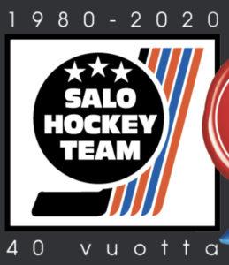 Salo HT:n logo, kuvakaappaus seuran sivuilta osoitteesta www.saloht.fi
