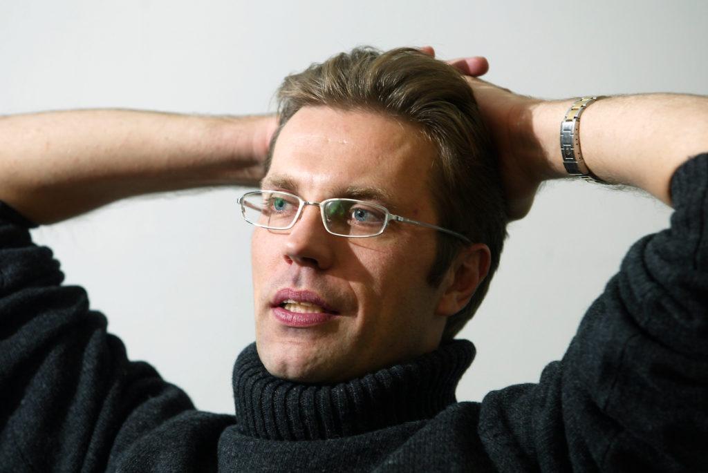 Jari Sarasvuo vuonna 2003.