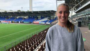 Maajoukkueen ja HJK:n hyökkääjä Linda Sällström palasi 14 ulkomailla vietetyn kauden jälkeen Suomeen.