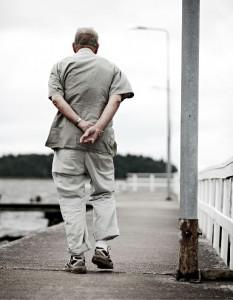 Työnteko on Jörn Donnerille elämäntapa. Hänestä kuullaan vielä. Kuva: Pekka Holmström.