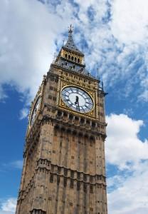 Big Ben on yksi Lontoon tunnetuimmista turistikohteista.