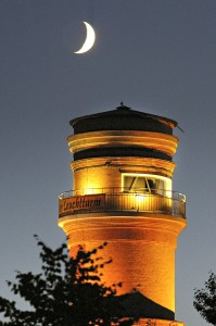 Travemunden 31 metriä korkea majakka on nykyisin museoitu. Kuva: Uwe Freitag/Lubeck und Travemunde Marketing