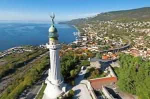 Noin 200 000 asukkaan Trieste on uskontojen, kulttuurien ja arkkitehtuurin sekoitus. Kuva: Marco Milani/Tourismo FVG