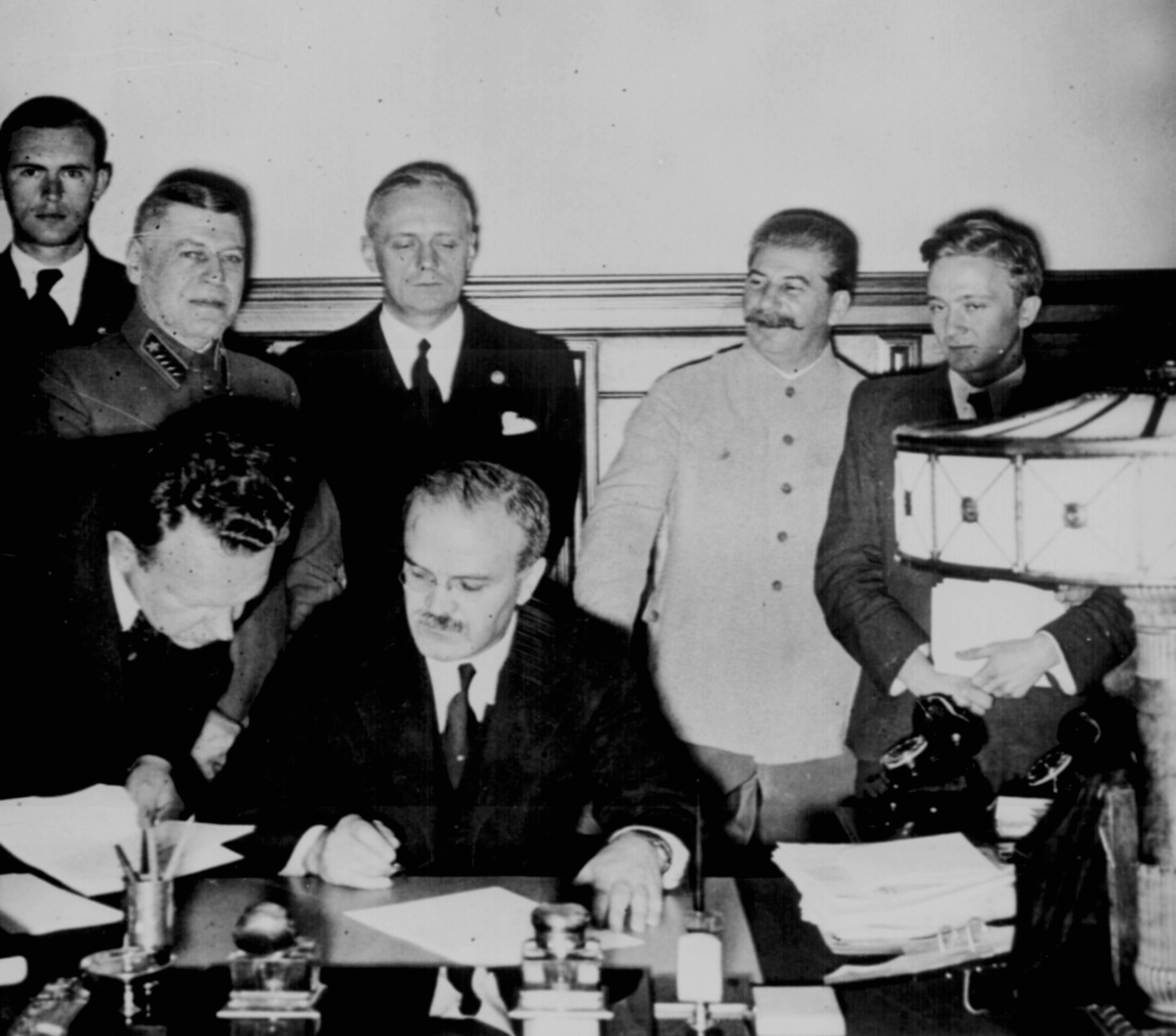 Molotov Ribbentrop Sopimus