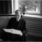 Risto Rytillä ei ollut mitään tekemistä eduskunnan sijaintipaikkapäätöksen kanssa syksyllä 1939. Kuva: SA-kuva.