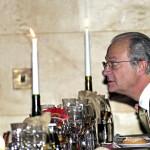 Kynttiläillallisella vuonna 2005.