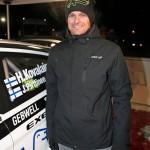 """Heikki Kovalainen sijoittui ensimmäisissä rallikisoissaan pronssisijalle. """"Polte ajamiseen on kova. Yksityiselämäänkin kuuluu hyvää. Vaimo on Englannissa perheen luona."""""""