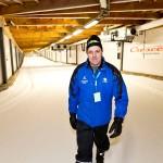 Toiminnan mies Matti Peurala on maksanut myös omasta lompakostaan Jämin hiihtoputken kuluja.