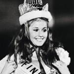 Merja Tammi voitti Miss Young International Beauty -kilpailun Tokiossa vuonna 1975.