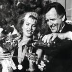 Arja Koriseva valittiin tangokuningattareksi 1989. Kuninkaaksi valittiin tuolloin Risto Nevala.