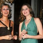 Vuonna 1975 Merja sai kutsun Linnan juhliin samoin kuin Miss Universumiksi valittu Anne Pohtamo.