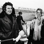 Kun Arja Saijonmaa lähti kreikkalaisen säveltäjä-kapellimestari Mikis Theodorakisin matkaan, kerrottiin siitä tv-uutisissakin.