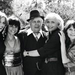 Merja esiintyi Speden elokuvassa Koeputkiaikuinen ja Simon enkelit vuonna 1979. Mukana olivat myös Simo Salminen, Kirsti Wallasvaara, Rita Polster ja Ritva Vepsä.