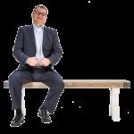 Juha Sipilällä on vahva ote pääministerin salkusta.