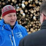 Juha Mäenpää haluaa tietää, miksi Ilmajoki ei hae korvauksia puukartellista.