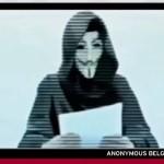 Anonymous-liike rakentaa imagoaan mahtipontisilla videoilla. Liike julisti sodan jihadisteille Charlie Hebdo -lehden toimitukseen tehdyn iskun jälkeen.