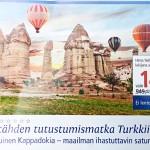Turkin kiertomatkaa on tarjottu suomalaisille suurin lupauksin.