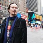 """Nightwishin maailmankiertue alkoi New Yorkista. """"Pidän New Yorkista erittäin paljon, mutta kyllähän tällainen ärsykkeiden tulva myös väsyttää kiteeläisen maalaispojan"""", Tuomas Holopainen sanoo."""