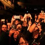 Tällaiselta näyttää nykyään, kun Nightwish astuu lavalle.